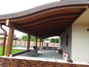 terase lemn de tip deschise acoperire pragul casei si loc pentru oodihna